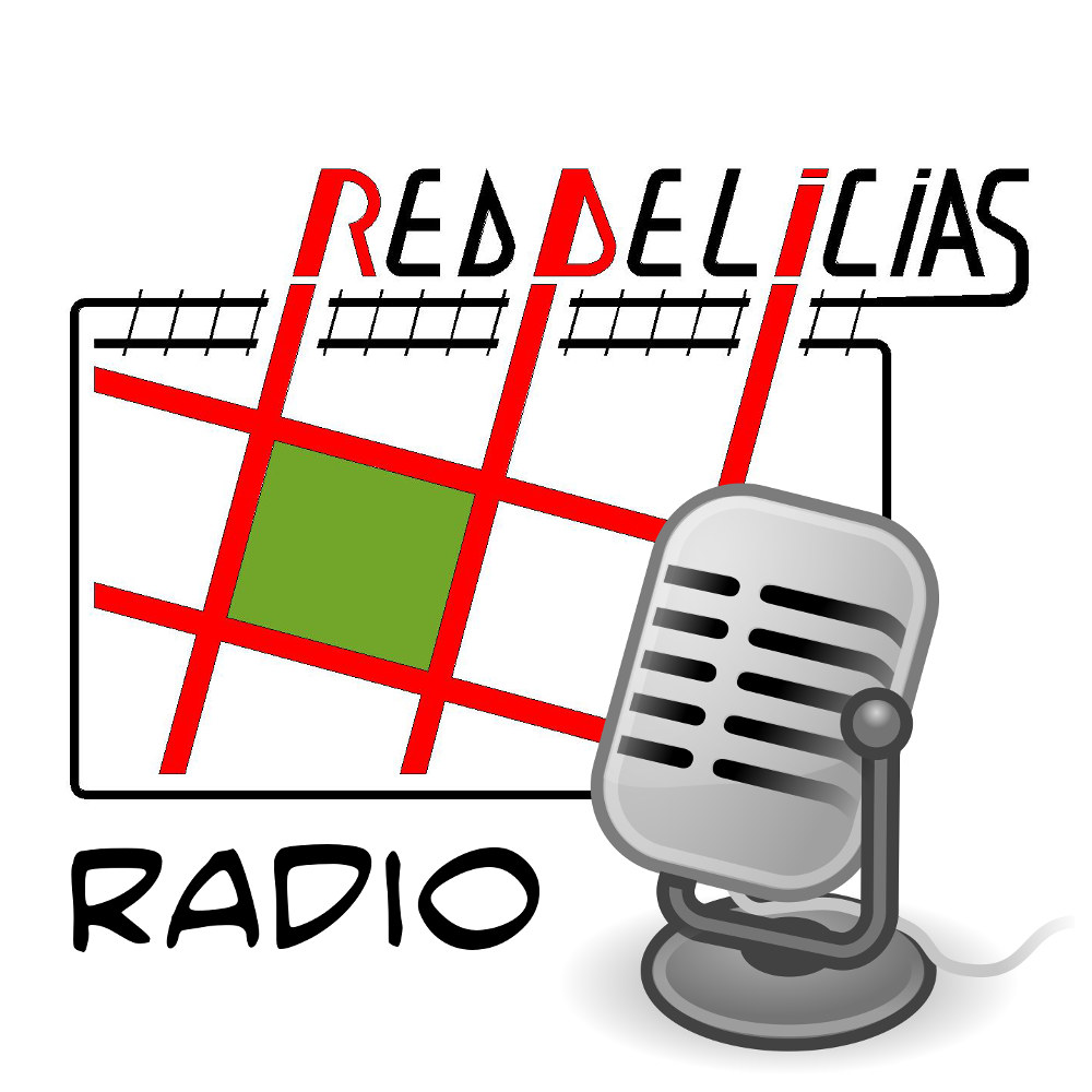 Logo de Red Delicias Radio.